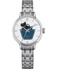Radley RY4239 Ladies ligação radley aço de prata pulseira de relógio