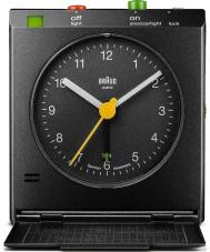 Braun BNC005BKBK Movimento actived despertador soneca - preto