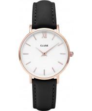 Cluse CL30003 relógio Ladies minuit