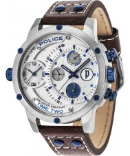 Police 14536JS-04 Relógio de adição de homens
