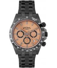 Rotary GB00153-25S Relógio para homens