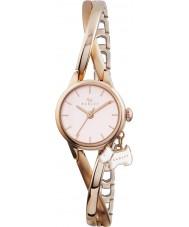 Radley RY4184 Ladies Bayer subiu banhado a ouro relógio metade da pulseira