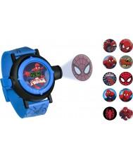 Disney SPD3442 Relógio Spiderman dos meninos