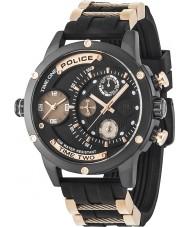 Police 14536JSB-02PA Relógio de adição de homens