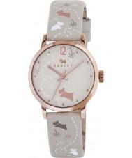 Radley RY2342 Ladies prado baunilha impressa relógio pulseira